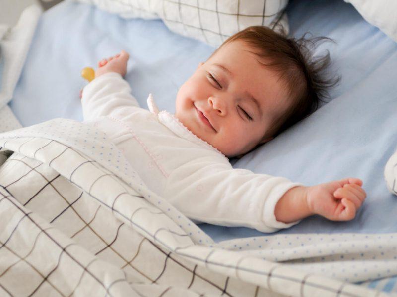 Comment aider bébé à mieux dormir ?